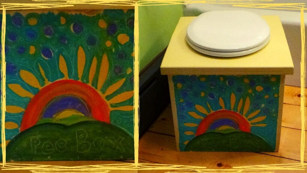 Build a Compost Toilet with Meadows Bee Farm!